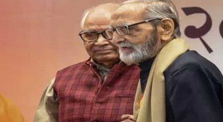 Eminent writer Anand Prakash Dixit gets Bharat Bharti award