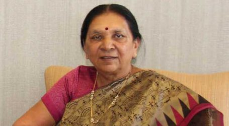 Former Gujarat CM Anandiben Patel is now MP Governor