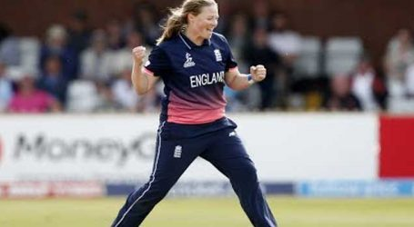 VC of England women's cricket team Anya Shrubsole wins ICC Spirit of Cricket award