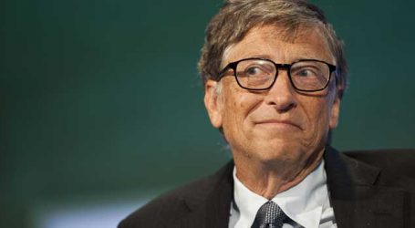 Bill Gates announces hike in financial aid for Pakistan