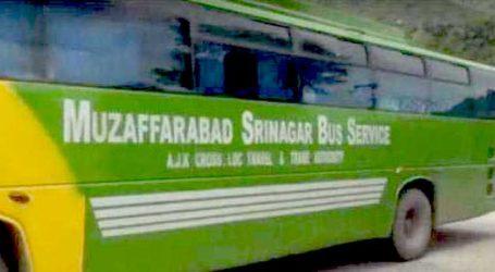 Despite tense situation on border, Karvan-e-Aman bus leave for PoK