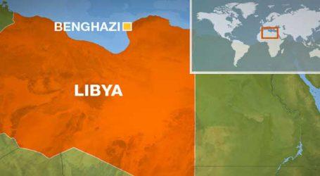 Twin car blasts kill 22, injure 33 in Libya's Benghazi