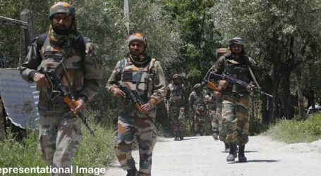 Militants attack SF vehicle outside Air Force station in South Kashmir