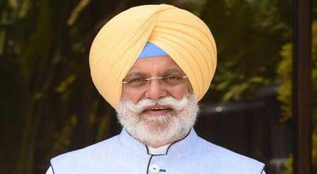 Sand mining row: Punjab Power Minister Rana Gurjit Singh resigns