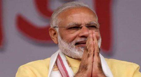 PM Modi greets people on Basant Panchami