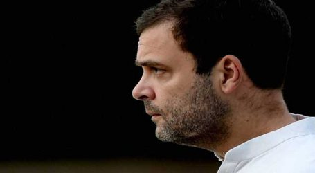 PM speech failed to mention real issues, when will he break silence on Rafale deal: Rahul