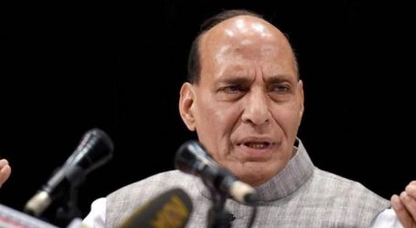 Appreciable improvement in law and order in UP: Rajnath