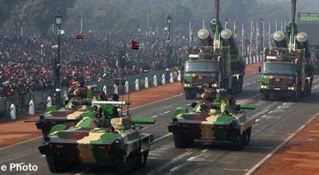 Cultural heritage, military might to showcase at Republic Day