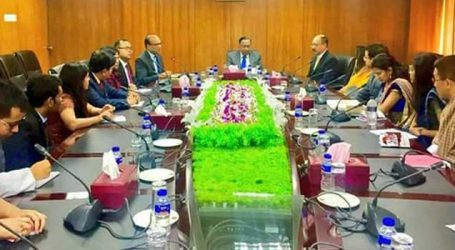 New Indian foreign service officers make familiarization visit to Bangladesh
