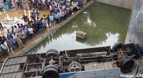 36 killed as bus falls into canal in Murshidabad