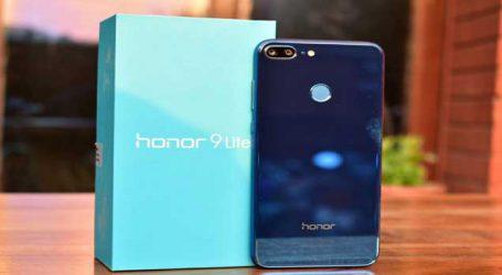 Honor launches its latest quad camera smartphone 'Honor 9 Lite'