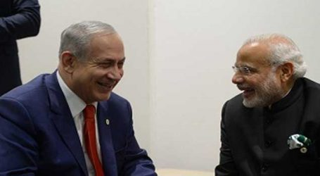 Modi, Netanyahu address India-Israel Business Summit