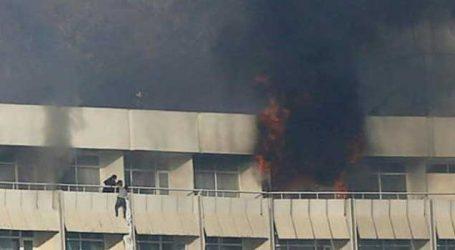 Gunmen shot Kabul hotel diners: Eyewitness