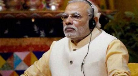 Women contributed immensely in country's positive transformation: PM Modi