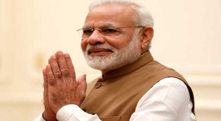 Don't evaluate me on demonetisation and GST only:PM