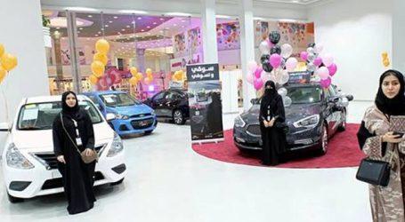 Saudi women-only motor show opens in Jeddah