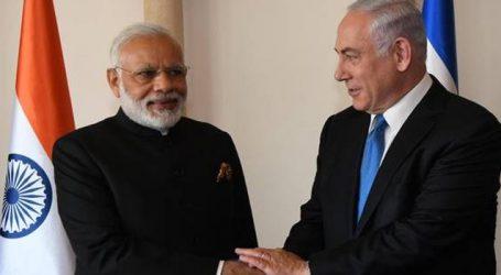 Modi-Netanyahu roadshow in Ahmedabad