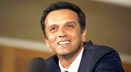 Dravid asks support for Indian U-19 boys