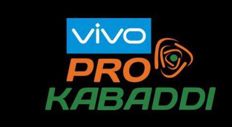 VIVO Pro Kabaddi Season VI to start from Oct 19