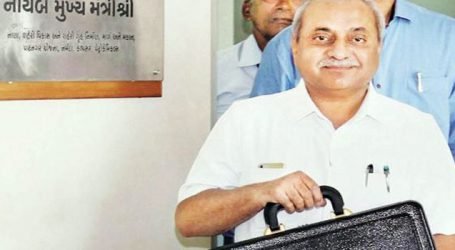 """Gujarat Budget: Nitin Patel said, """"The budget will bring smile on everyone's face'"""