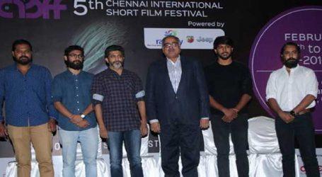 5th Chennai International Short Film Festival from Feb 18-24