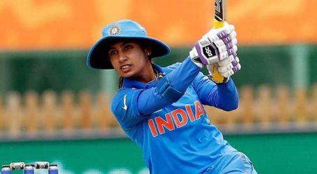T20I: Mithali's unbeaten half-century powers India women to 7-wicket win
