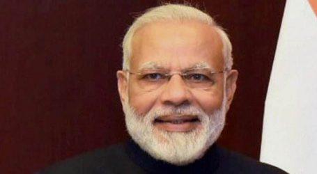 """Gandhi birth anniversary be designed around """"Karyanjali"""", says Modi"""