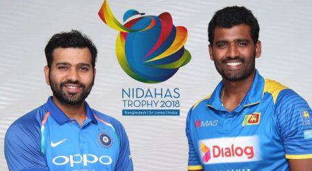 Nidahas Trophy 2018: Kohli, Dhoni rested; Rohit takes charge