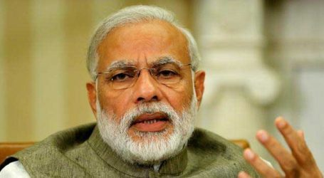 Centre, State should work together to increase income of farmers: PM Modi
