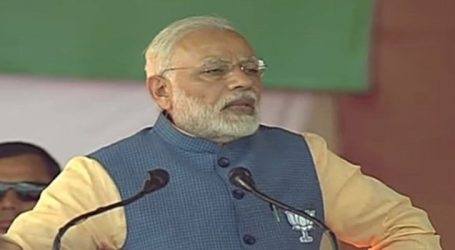PM Modi charges Congress with making attempts to demean Ambedkar, stall his growth