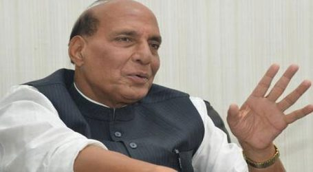 J&K attacks : Rajanth reviews security situation with Intel Chief, Home Ministry officials