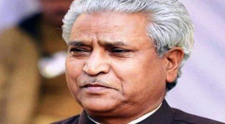 BJP will form government in Meghalaya, Nagaland, Tripura : Ram Lal
