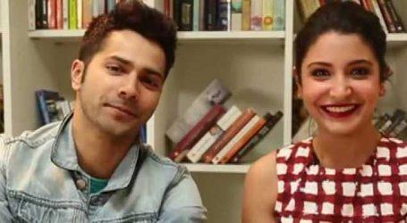 Varun, Anushka to kick off 'Sui Dhaaga' on Valentine's Day