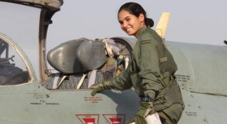 First Indian woman fighter pilot Avani Chaturvedi goes solo in MiG-21 Bison