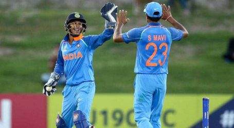ICC U19 World Cup: India bundle out Australia at 216 runs