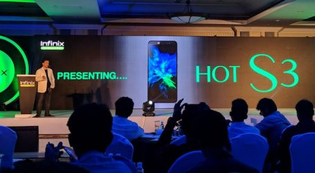 Infinix launches its advanced selfie smartphone in India