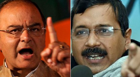 HC allows Kejriwal to call two documents in Jaitley defamation case