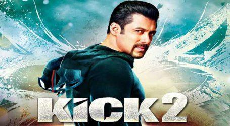 Salman's 'Kick 2' to release on Christmas 2019