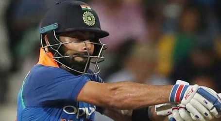 Captain Kohli leads India to opening win