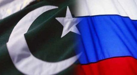 Pakistan, Russia pledge for strengthening bilateral cooperation
