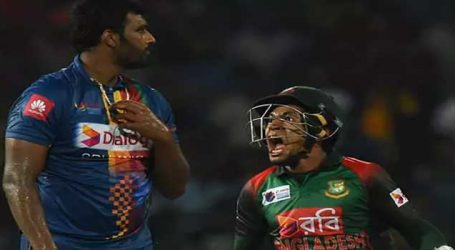 Bangladesh in finals after exciting win over Sri Lanka