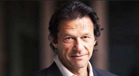 Shoe hurled at PTI chief Imran in Pakistan
