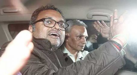 High Court directs ED not to arrest Karti till March 22