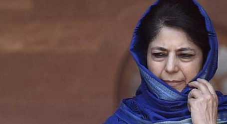 My Govt fulfilling commitments to society's every section: Mehbooba