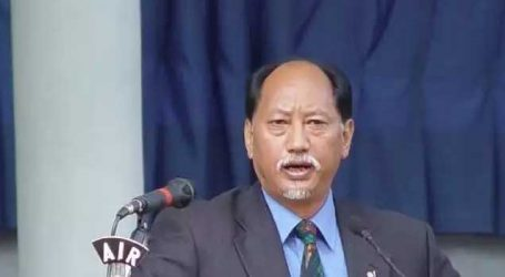 Nagaland Governor appoints Neiphiu Rio as CM