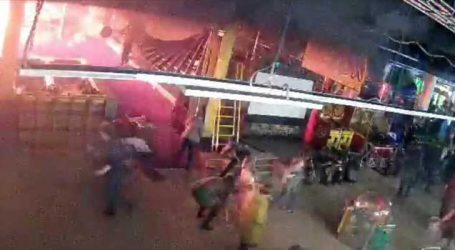 Russia fire: 64 people, including children, killed in Kemerovo