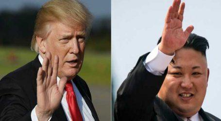 Trump, Kim meet for historic U.S.-North Korea meeting