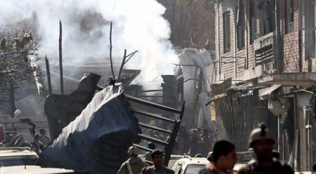 At least 26 dead in Kabul suicide attack