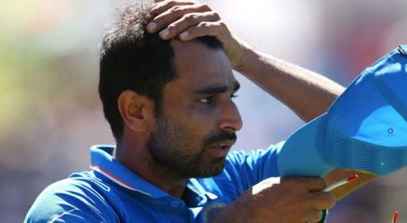 Ready for compromise at any cost : Cricketer Shami