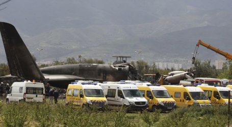 Algeria: 257 people die in military plane crash
